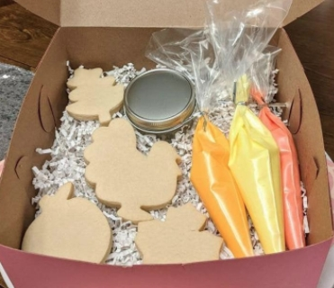 Thanksgiving Sugar Cookie Kit