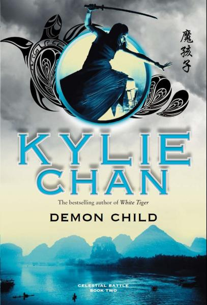 Demon Child Paperback (Personalized)