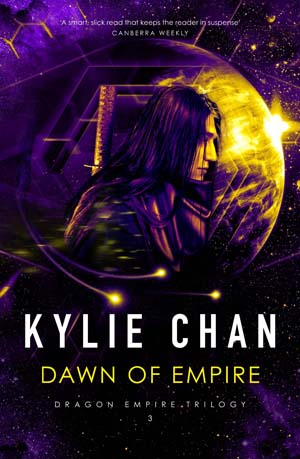 Dawn of Empire Paperback (Personalized)