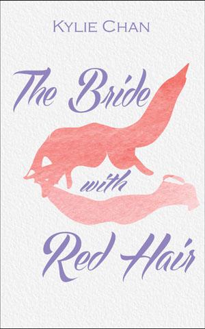 The Bride With Red Hair Paperback (Personalized)