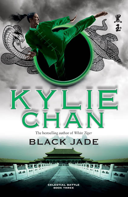 Black Jade Paperback (Personalized)