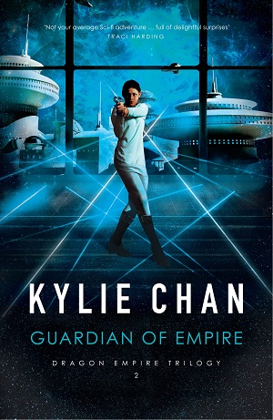 Guardian of Empire Paperback (Personalized)