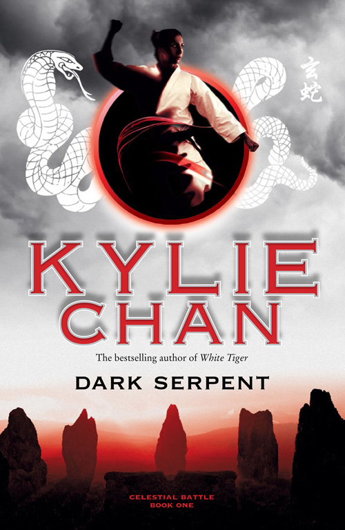 Dark Serpent Paperback (Personalized)