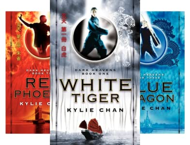 Dark Heavens Trilogy (Three Books)