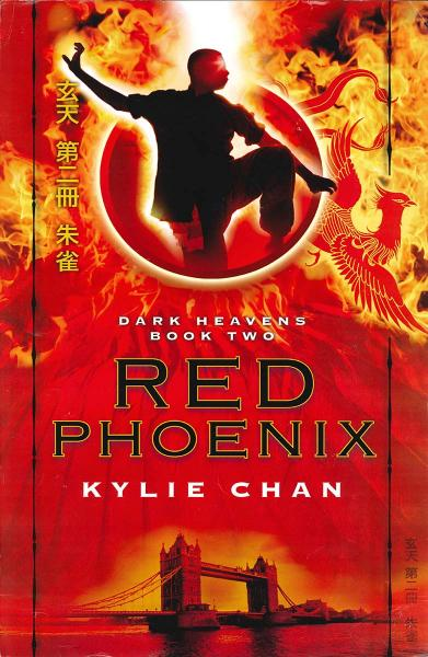 Red Phoenix Paperback (Personalized)