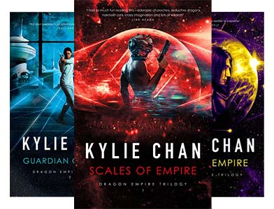 Dragon Empire Trilogy (Three Books)