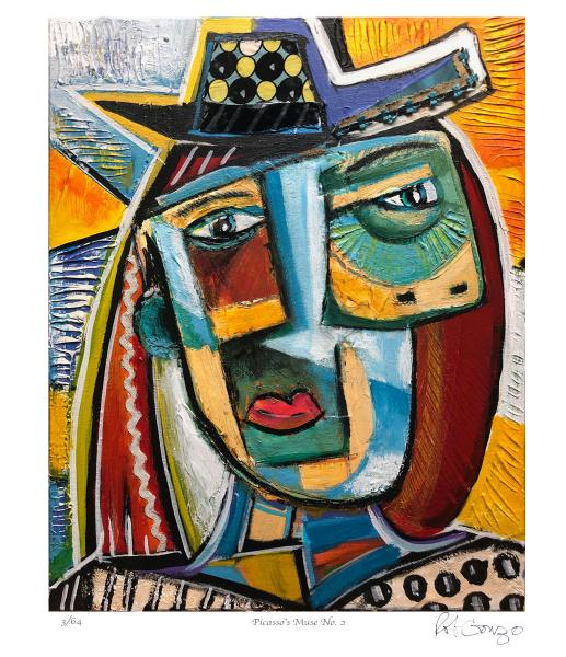 Picasso's Muse No. 2