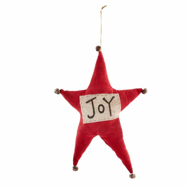 Joy Hanging Decorative Star picture