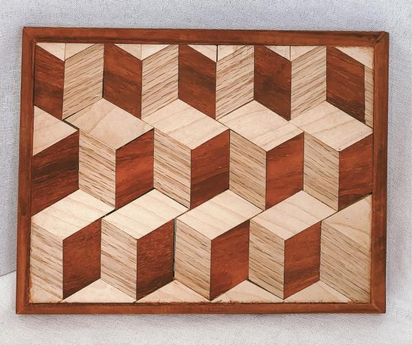 Abstract Trivet picture