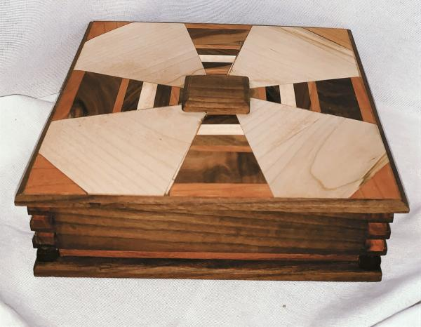 Decorative Square Box