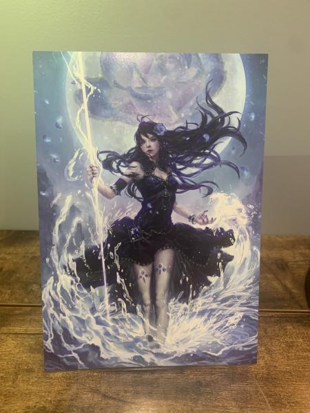 Alicea (From Awakening front cover) Character Art Print A5