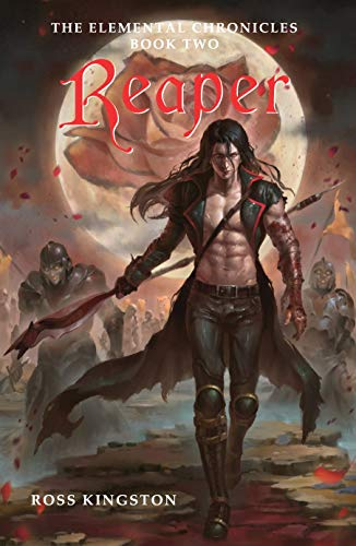 Reaper - The Elemental Chronicles Book 2