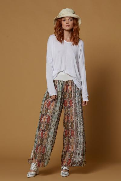 Silk Becca Pants, 2 Colors
