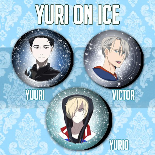 Yurio (Yuri on Ice)