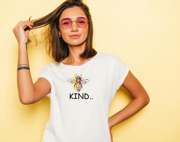 Be Kind Women's Funny T-Shirt