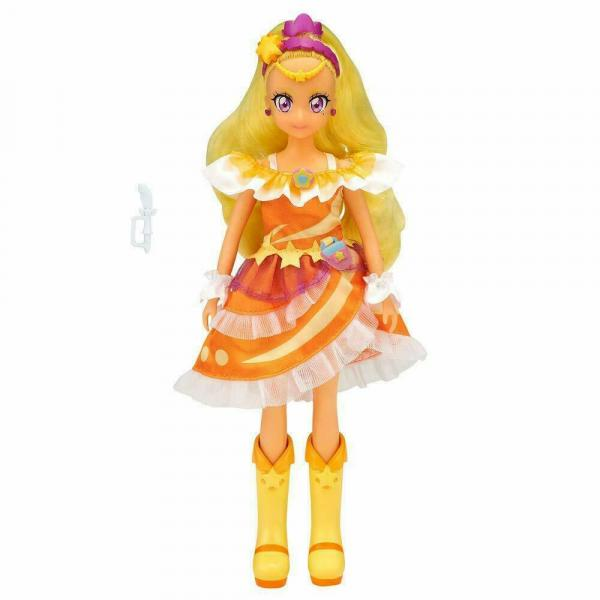 Star Twinkle Pretty Cure Precure Style Cure Soleil Doll