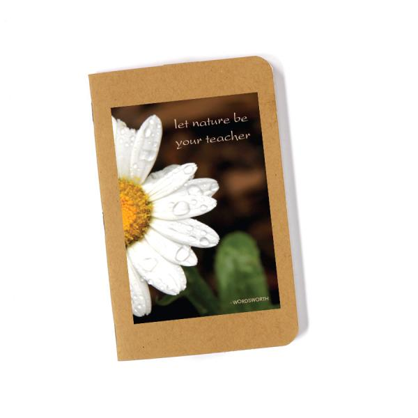Recycled Journal - Daisy picture