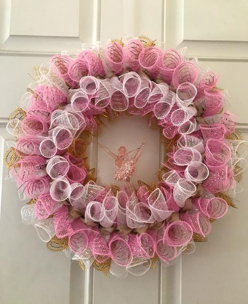 Ballerina Wreath