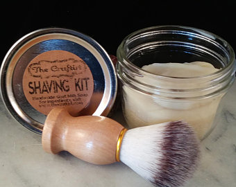 Hairless Whisper Shaving Kit