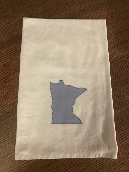 Minnesota Dish Towel - Blue