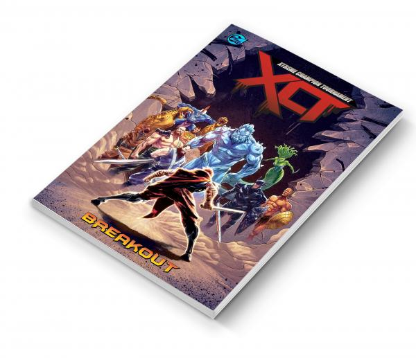 XCT: Breakout - Graphic Novel