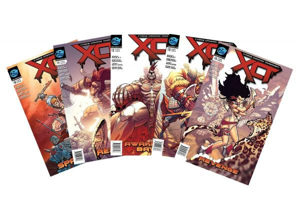 Xtreme Comic Collection