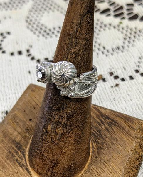 Sterling Wrap Ring picture