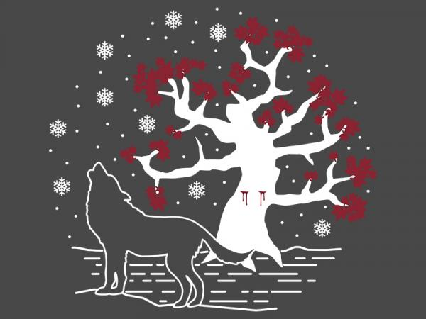 Winterfell / Game of Thrones inspired t-shirt