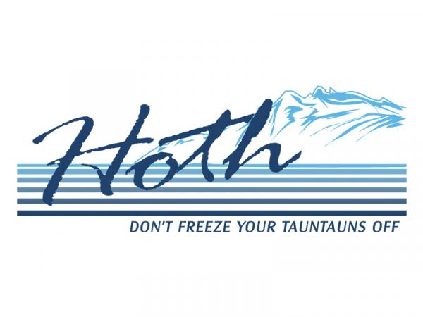 Hoth / Star Wars inspired vacation t-shirt