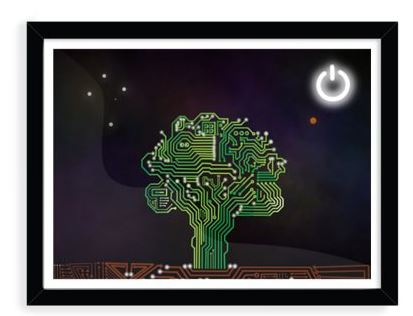 Art Print - Circuitree picture