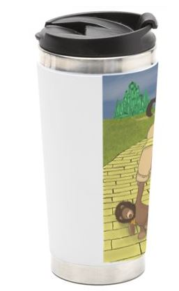 Travel Mug - Off to See the Wizard picture