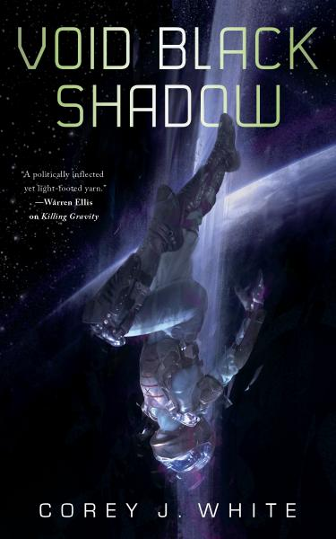 Void Black Shadow: Voidwitch Saga #2 - Corey J. White