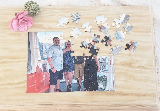 Customizable Puzzle picture