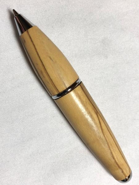 Mini twist pen made with various woods, acrylic. picture