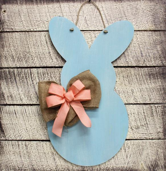 Easter Peep Door Hanger