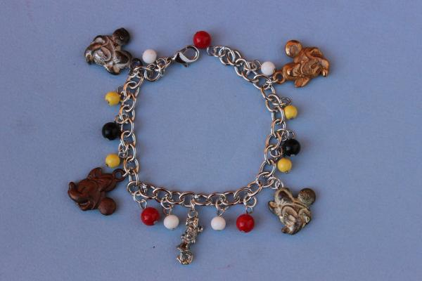 B324 Minnie Mouse Bracelet