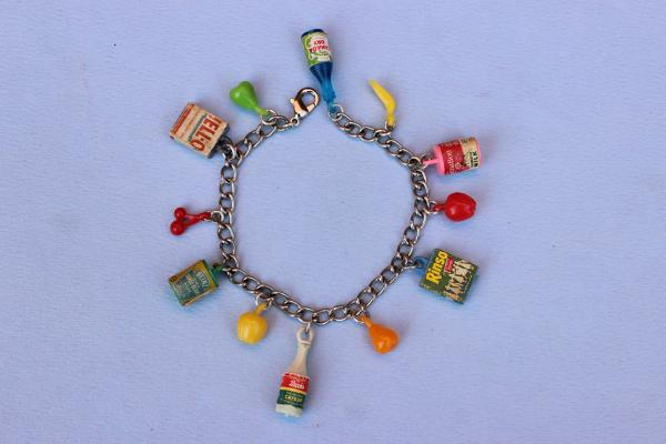 B303 Food Pantry/Grocery Store Charms
