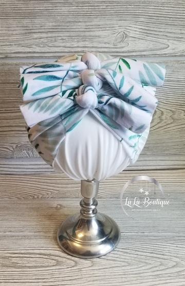 South Beach Baby Baby Headwrap- 3 STYLES!