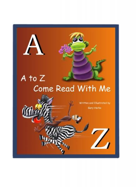 A to Z Come Read With Me picture