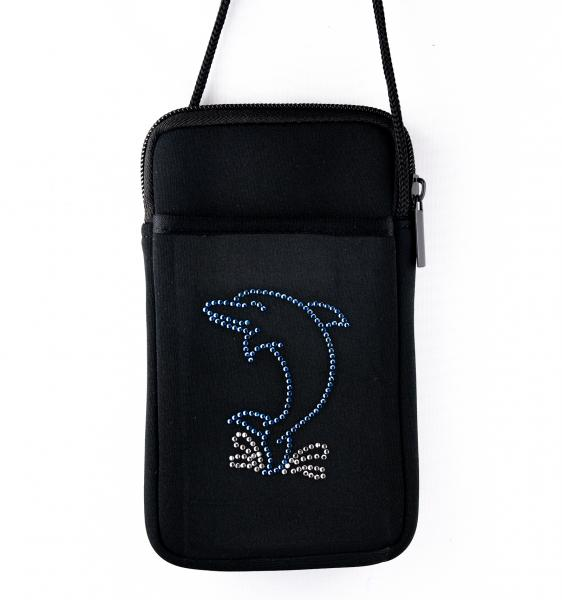 Dolphin Pami Pocket Cell Phone Purse