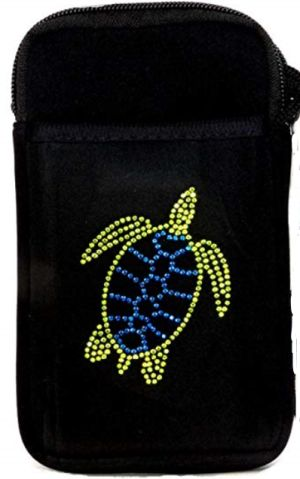Turtle Pami Pocket Cell Phone Purse