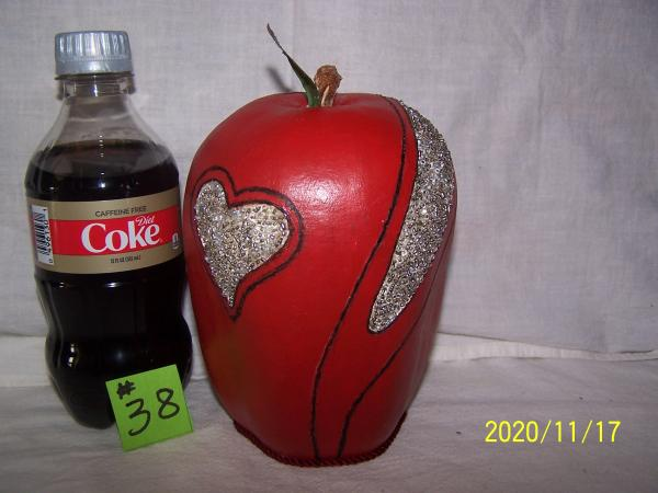 Red Apple Gourd