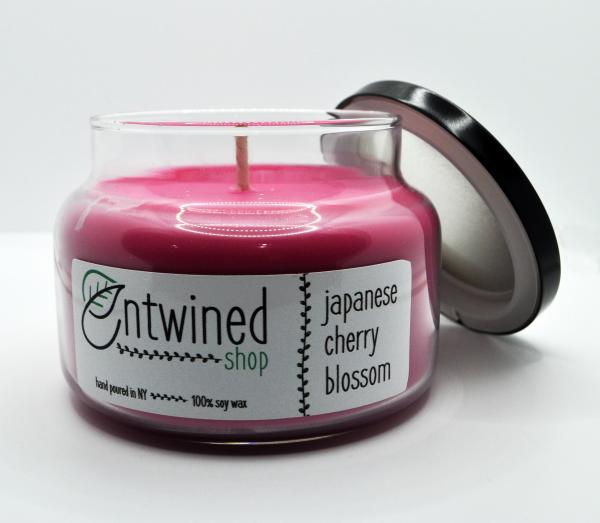 Japanese Cherry Blossom 10oz. Soy Candles