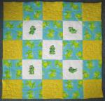 Baby Dragons Soft Flannel Blanket