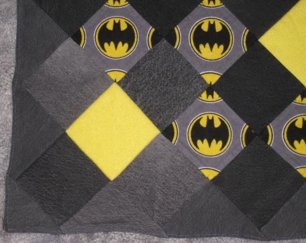 Batman Small Size Quilt picture