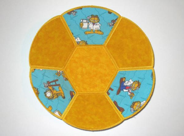 Dr Garfield Decorative Fabric Bowls picture