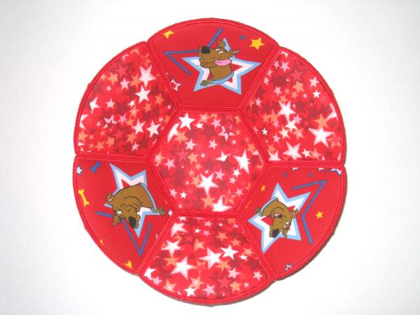 Scoby Doo Decorative Fabric Bowls