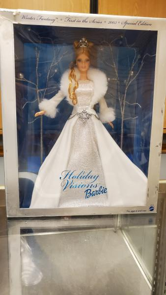 Holiday Visions Barbie
