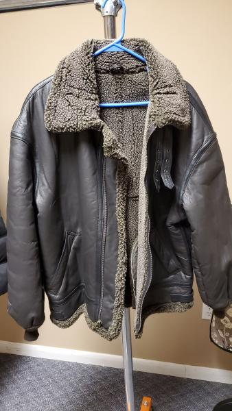 Winlet of New York Leather jacket