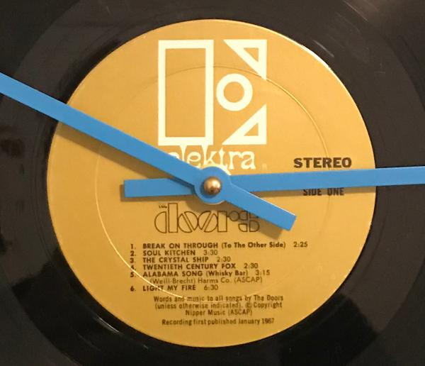 "Record Clock - ""D"" Artists  - Huge selection! see Variations below for full list!"